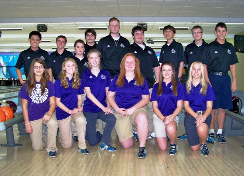 2012 Bowling Team