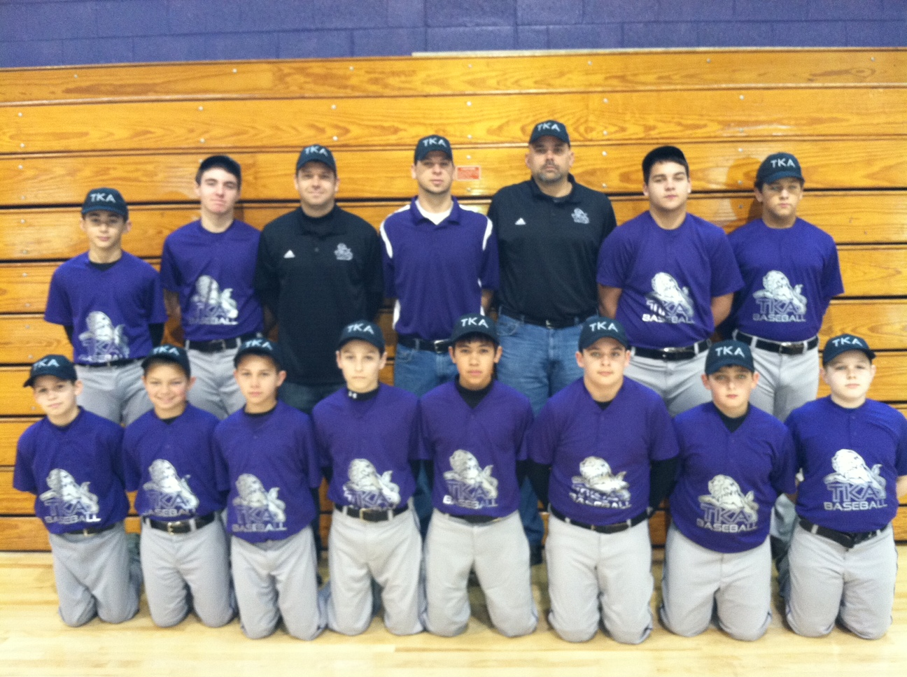 the king u0026 39 s academy middle school baseball team u0026 39 s