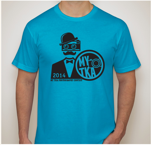 2014 T Shirt Front
