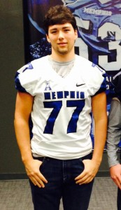 Zane Sutherland - University of Memphis