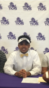 Class of 2016 WR Isaiah Gilmore - East Tennessee State University
